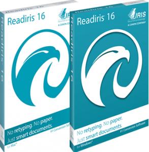Readiris Pro  Crack