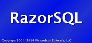 RazorSQL 8.4.3 Crack