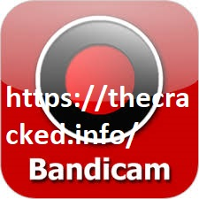 Bandicam 4.5.2 Crack