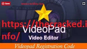 Videopad Video Editor 7.50 Crack