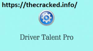 Driver Talent 7.1.28.100 Crack