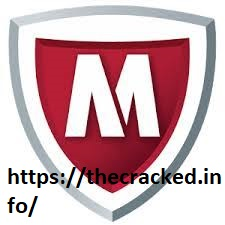 McAfee Internet Security 2020 Crack