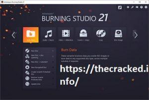 Ashampoo Burning Studio 2020 Crack
