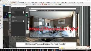 Vray for SketchUp 2020 Crack