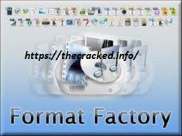 Format Factory 5.0.1.0 Crack