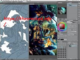 Clip Studio Paint EX 1.9.9 Crack