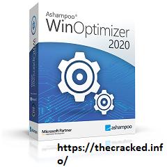 Ashampoo WinOptimizer 18.00.16 Crack