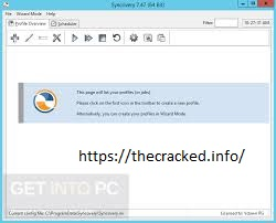 Syncovery 9.05 Crack