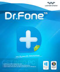 Wondershare Dr.Fone 11.2.2.441 Crack & License Key 2021 [Mac/Win]
