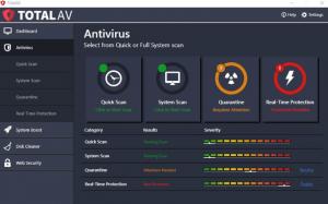 Total AV Antivirus Crack With Activation Key Free