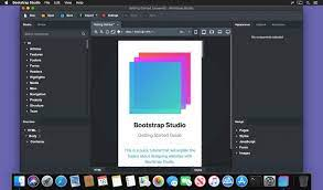 Bootstrap Studio v5.8.4 Crack With Activation Key [Latest]